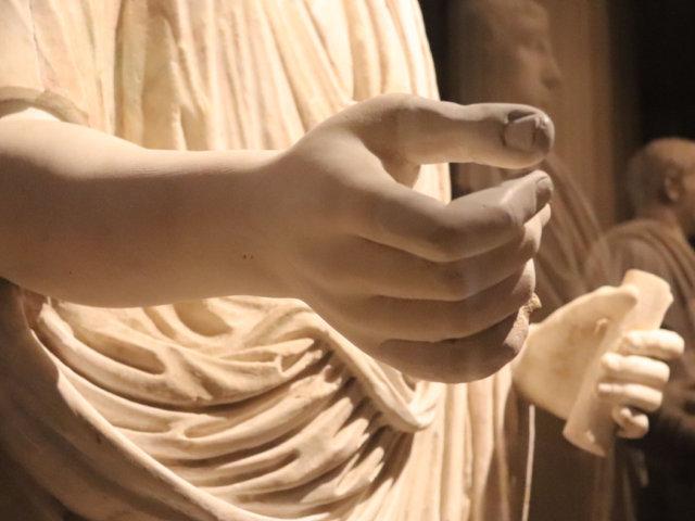 Statues in Pompeii: The Exhibition at the Leonardo