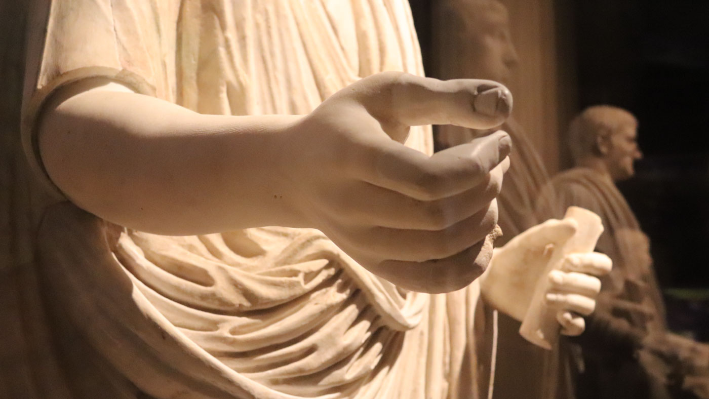 Statues in Pompeii: The Exhibition at the Leonardo