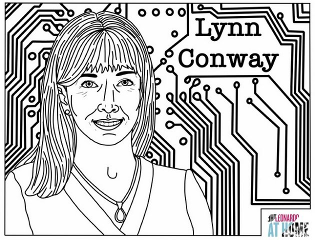 lynn-conway-coloring-page-preview